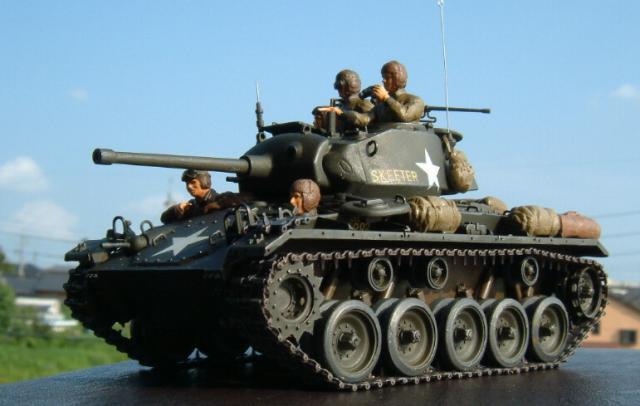 M24軽戦車の画像 p1_9